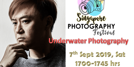 Seminar Talk : Underwater Photography tickets