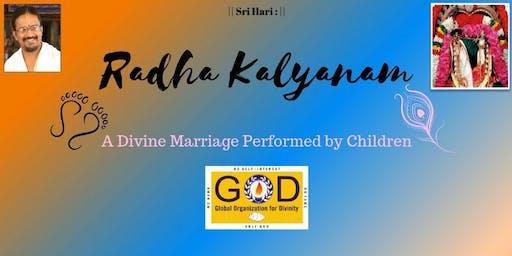 Gokulashtami Utsav: Radha Kalyanam