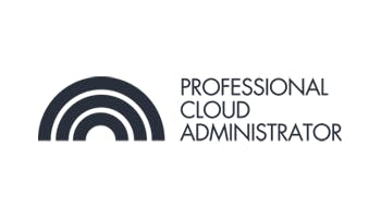 CCC-Professional Cloud Administrator(PCA) 3 Days Virtual Live Training in Ghent