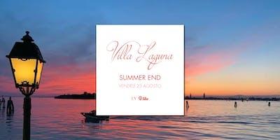 """Villa Laguna """"Summer End Party"""" • 23 Agosto"""
