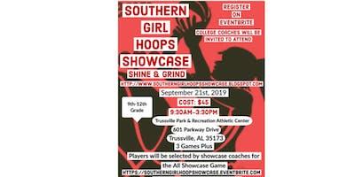 Southern Girl Hoops Showcase   Shine & Grind