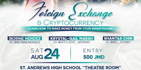 Foreign Exchange & Cryptocurrency Education tickets
