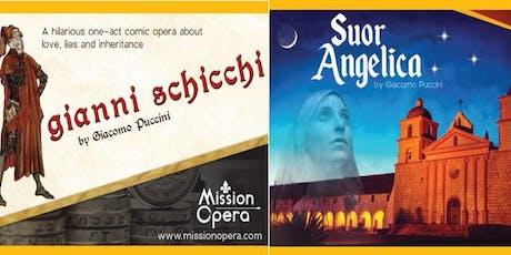 Puccini's Suor Angelica & Gianni Schicchi tickets