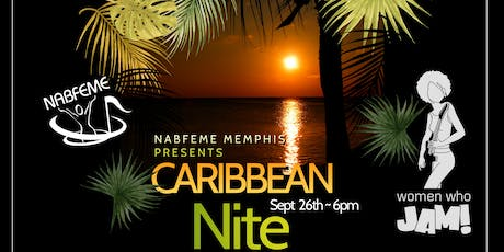 NABFEME Caribbean Night tickets