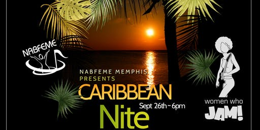 NABFEME Caribbean Night
