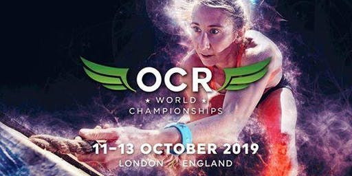 OCR World Championship Training Day