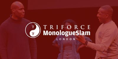 MonologueSlam UK London Masterclass - 05 October 2019