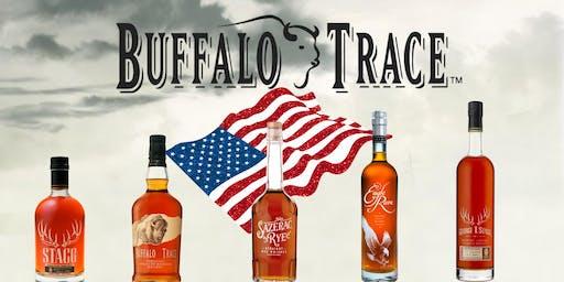 Buffalo Trace Distillery tasting
