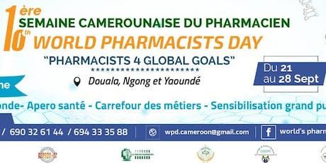 Semaine Camerounaise du Pharmacien billets