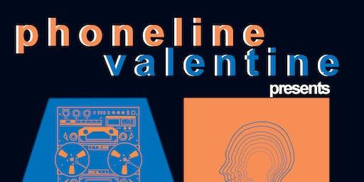 Phoneline Valentine EP Fundraiser (AA)