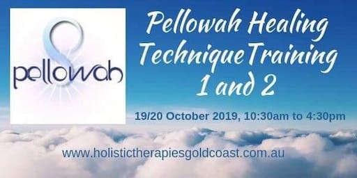 Pellowah Healing Technique Training, Level 1 & Level 2