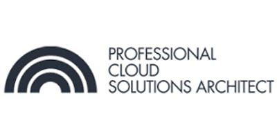 CCC-Professional Cloud Solutions Architect(PCSA) 3 Days Training in Brussels