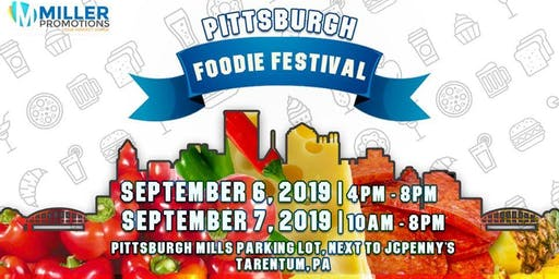 2nd annual Pittsburgh Foodie Festival