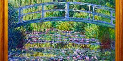 @Enfield: Fabulous Fakes — Monet's Garden