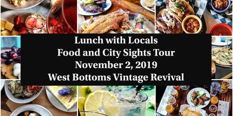 Lunch with Locals explores West Bottoms for Vintage Revival Festival tickets