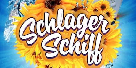Hossa - Schlagerschiff - Frankfurt Tickets
