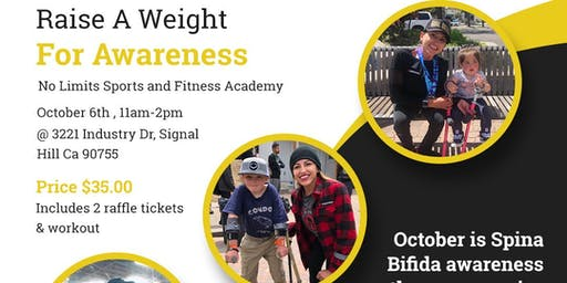 Raise A Weight For Awareness Workout