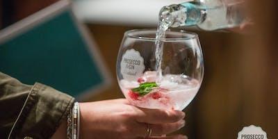 Prosecco and Gin Festival Peterborough 2020