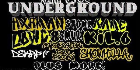 Nug City Underground  tickets