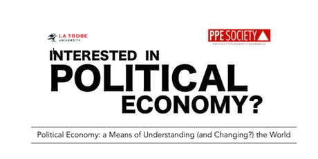 Political Economy: A Means of Understanding (and Changing?) the World tickets