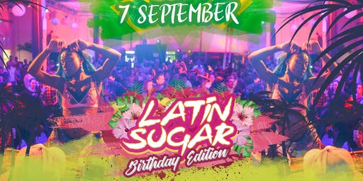 Latin Sugar Birthday Edition