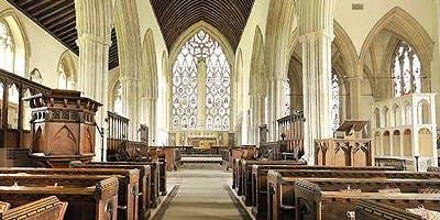Christmas Carols at Dorchester Abbey