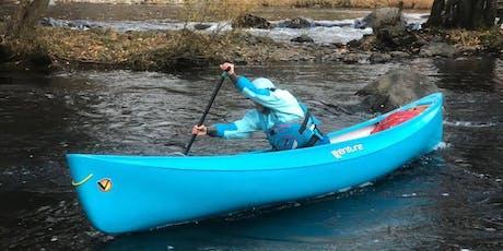 Becoming Skilful: White Water (Canoe & Kayak).  tickets