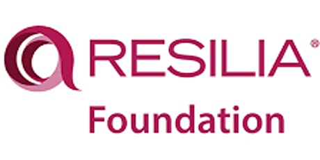 RESILIA Foundation 3 Days Training in Houston, TX tickets