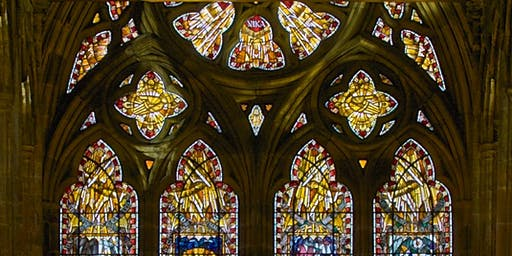 GCF2019 Event 5: Stained Glass Tour