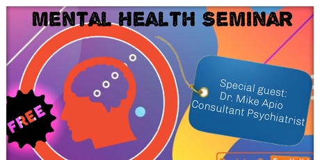 Mental Health Seminar  tickets