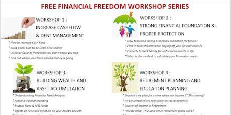 Finance 101 - Financial Literacy Workshop @ Pickering on Sep 14th tickets