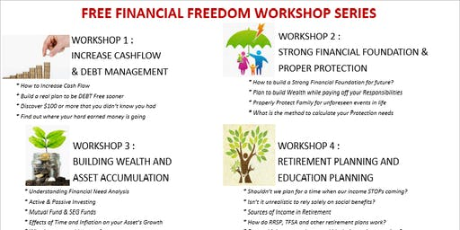 Finance 101 - Financial Literacy Workshop