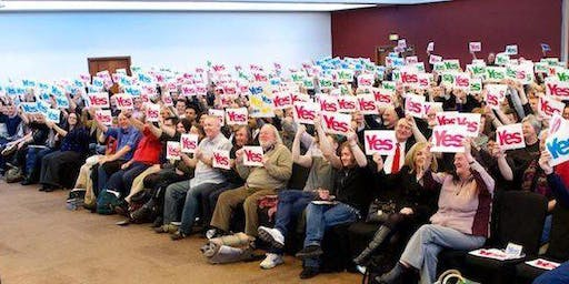 Yes Glasgow & West AGM & Speakers