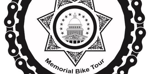 Inaugural 2019 Sacramento Sheriffs Office Memorial Bike Tour