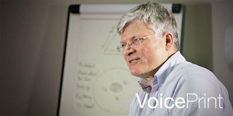 Organisational Development Tools - Voiceprint tickets