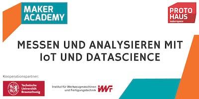 Messen und Analysieren mit IoT und DataScience (2 CP)