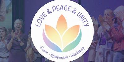 Love & Peace & Unity - Event, Symposium, Workshop