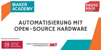 Automatisierung mit Open-Source Hardware (2CP)
