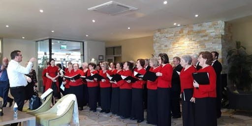 NÁS NA RÍ SINGERS - CULTURE NIGHT - Choral Singing for Everyone