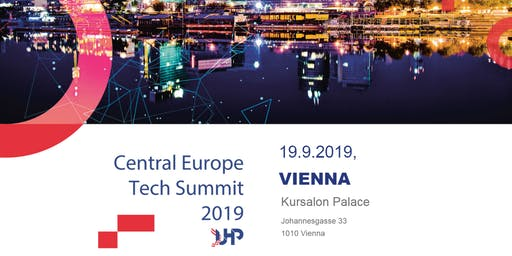 Central Europe Tech Summit 2019