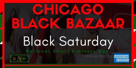 CHICAGO  BLACK BAZAAR  tickets
