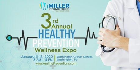 Healthy Preventions Health & Wellness Expo tickets