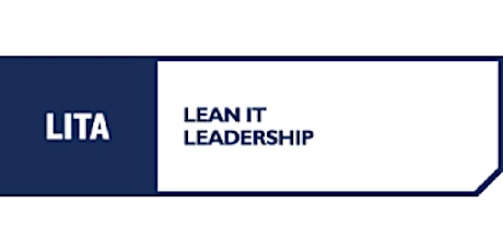 LITA Lean IT Leadership 3 Days Training in San Francisco, CA tickets