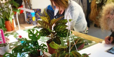 Guided Botanical Drawing tickets