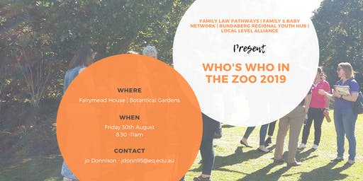 Who's who in the Zoo 2019