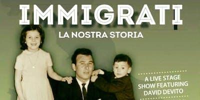 Immigrati La Nostra Storia