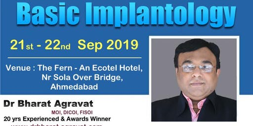 2 Days Basic Implantology Course Workshop in Ahmedabad Gujarat India