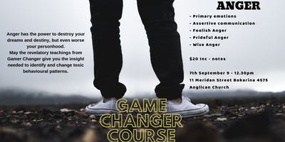 Game Changer - Anger Seminar