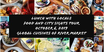Lunch with Locals explores Global Cuisines of River Market