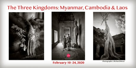 CPA Workshop Registration: The Three Kingdoms: Myanmar, Cambodia and Laos tickets